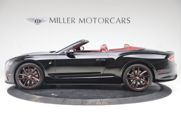 New 2020 Bentley Continental GTC Number 1 Edition for sale Sold at Maserati of Westport in Westport CT 06880 3