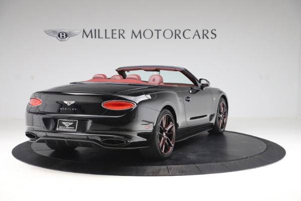 New 2020 Bentley Continental GTC Number 1 Edition for sale Sold at Maserati of Westport in Westport CT 06880 7