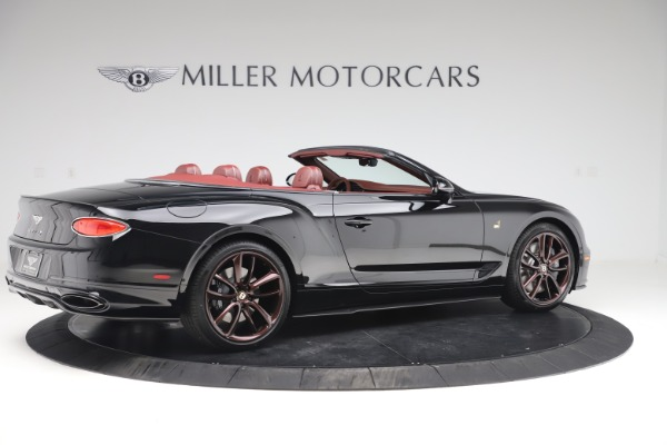 New 2020 Bentley Continental GTC Number 1 Edition for sale $331,585 at Maserati of Westport in Westport CT 06880 8