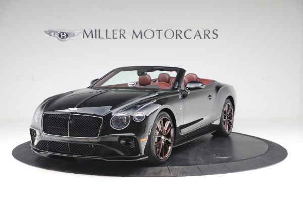 New 2020 Bentley Continental GTC Number 1 Edition for sale $331,585 at Maserati of Westport in Westport CT 06880 1