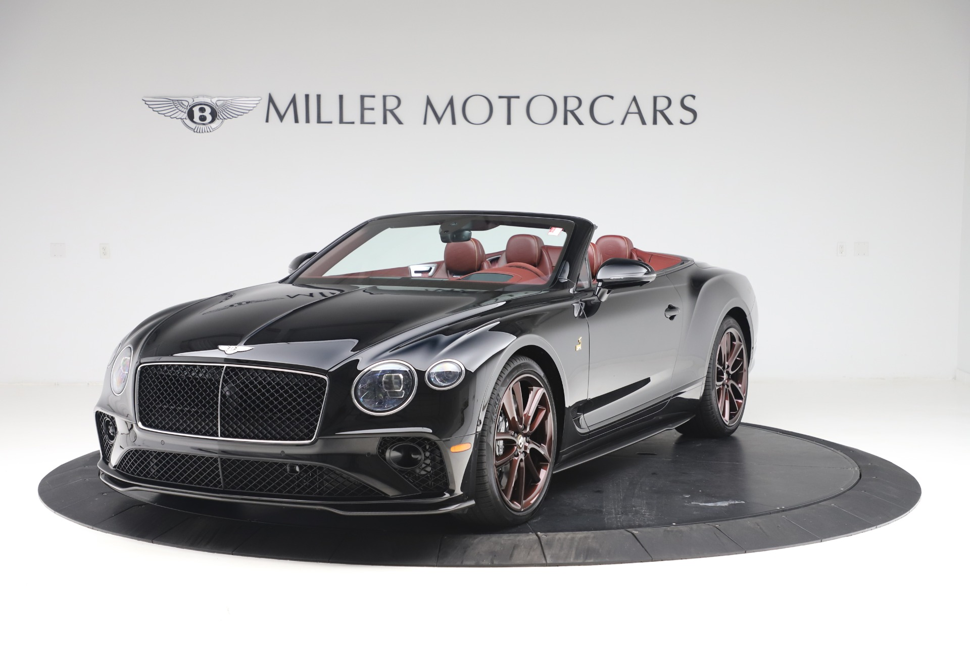 New 2020 Bentley Continental GTC Number 1 Edition for sale Sold at Maserati of Westport in Westport CT 06880 1