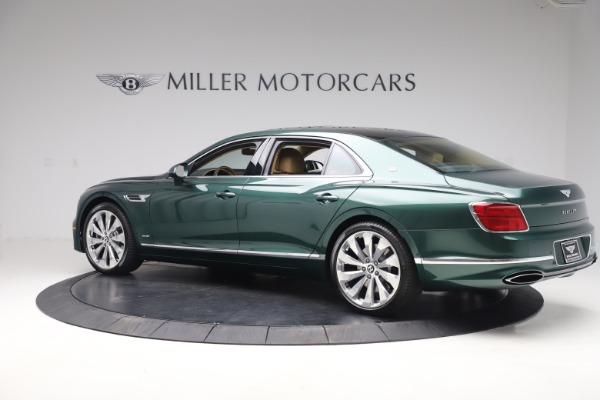 New 2020 Bentley Flying Spur W12 First Edition for sale Sold at Maserati of Westport in Westport CT 06880 4