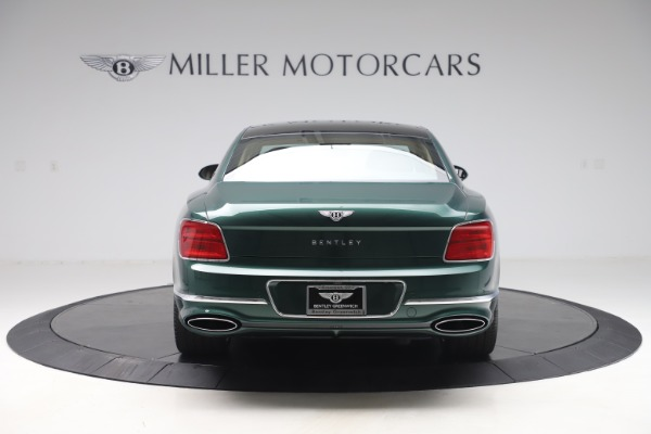 New 2020 Bentley Flying Spur W12 First Edition for sale Sold at Maserati of Westport in Westport CT 06880 6