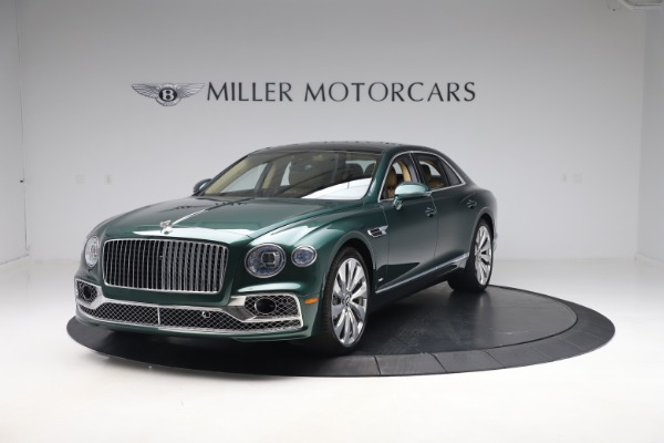 New 2020 Bentley Flying Spur W12 First Edition for sale Sold at Maserati of Westport in Westport CT 06880 1