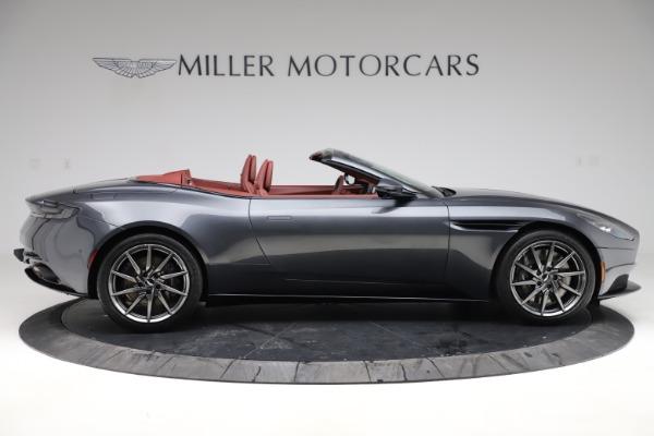 New 2020 Aston Martin DB11 Volante Convertible for sale $263,681 at Maserati of Westport in Westport CT 06880 10
