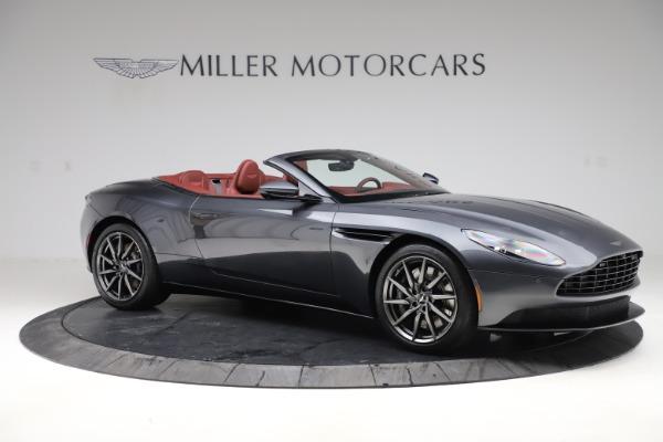 New 2020 Aston Martin DB11 Volante Convertible for sale $263,681 at Maserati of Westport in Westport CT 06880 11
