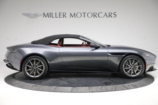 New 2020 Aston Martin DB11 Volante Convertible for sale $263,681 at Maserati of Westport in Westport CT 06880 13