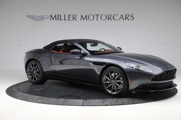 New 2020 Aston Martin DB11 Volante Convertible for sale $263,681 at Maserati of Westport in Westport CT 06880 14