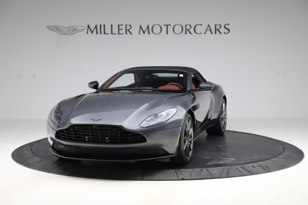 New 2020 Aston Martin DB11 Volante Convertible for sale $263,681 at Maserati of Westport in Westport CT 06880 16