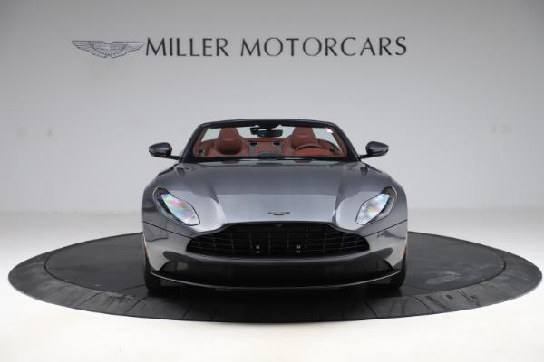 New 2020 Aston Martin DB11 Volante Convertible for sale $263,681 at Maserati of Westport in Westport CT 06880 2