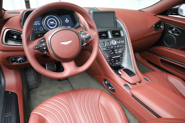 New 2020 Aston Martin DB11 Volante Convertible for sale $263,681 at Maserati of Westport in Westport CT 06880 20
