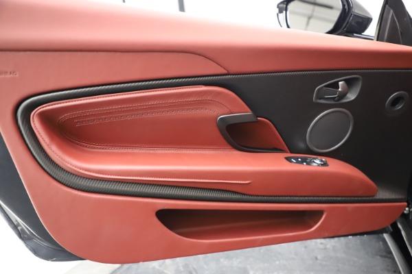 New 2020 Aston Martin DB11 Volante Convertible for sale $263,681 at Maserati of Westport in Westport CT 06880 21