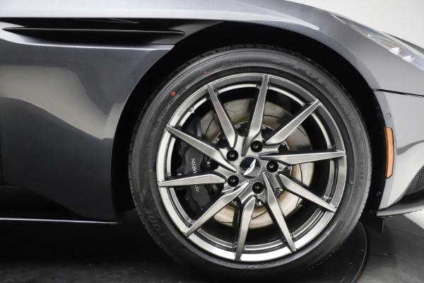 New 2020 Aston Martin DB11 Volante Convertible for sale $263,681 at Maserati of Westport in Westport CT 06880 28
