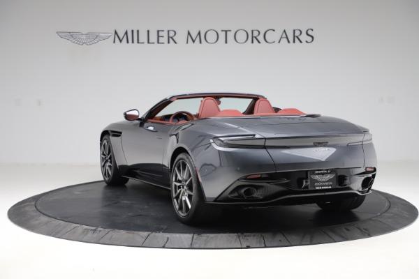 New 2020 Aston Martin DB11 Volante Convertible for sale $263,681 at Maserati of Westport in Westport CT 06880 6