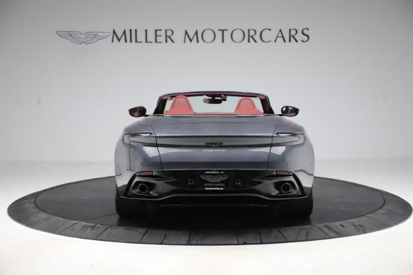 New 2020 Aston Martin DB11 Volante Convertible for sale $263,681 at Maserati of Westport in Westport CT 06880 7
