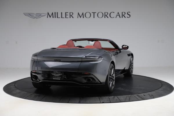 New 2020 Aston Martin DB11 Volante Convertible for sale $263,681 at Maserati of Westport in Westport CT 06880 8