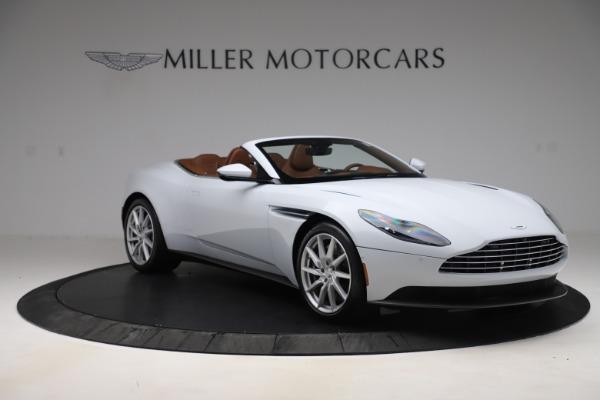New 2020 Aston Martin DB11 Volante Convertible for sale $244,066 at Maserati of Westport in Westport CT 06880 12