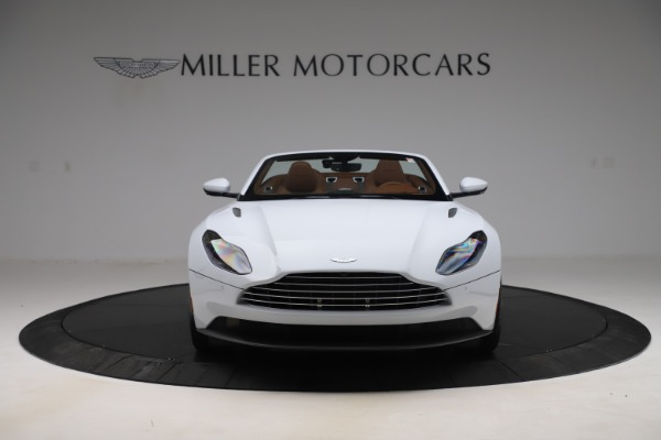 New 2020 Aston Martin DB11 Volante Convertible for sale $244,066 at Maserati of Westport in Westport CT 06880 13