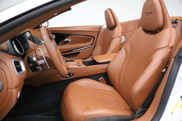 New 2020 Aston Martin DB11 Volante Convertible for sale $244,066 at Maserati of Westport in Westport CT 06880 16