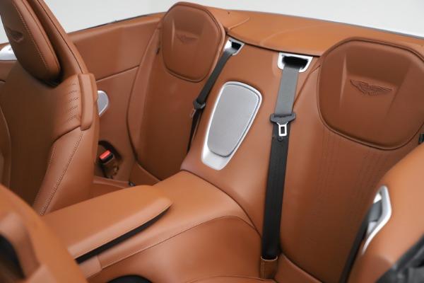 New 2020 Aston Martin DB11 Volante Convertible for sale $244,066 at Maserati of Westport in Westport CT 06880 18