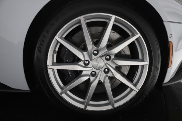 New 2020 Aston Martin DB11 Volante Convertible for sale $244,066 at Maserati of Westport in Westport CT 06880 19