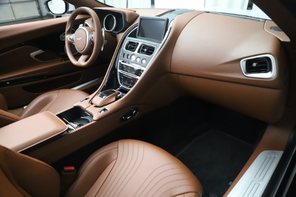 New 2020 Aston Martin DB11 Volante Convertible for sale $244,066 at Maserati of Westport in Westport CT 06880 20