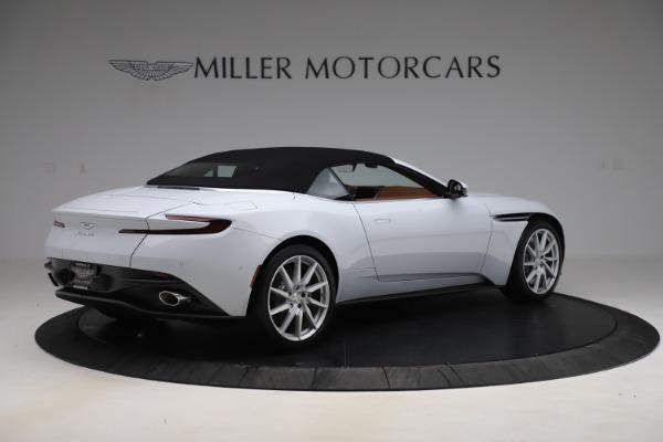 New 2020 Aston Martin DB11 Volante Convertible for sale $244,066 at Maserati of Westport in Westport CT 06880 26