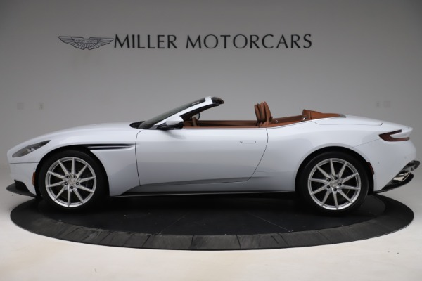 New 2020 Aston Martin DB11 Volante Convertible for sale $244,066 at Maserati of Westport in Westport CT 06880 4