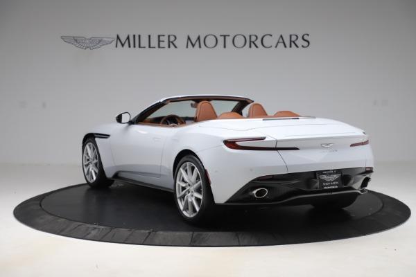 New 2020 Aston Martin DB11 Volante Convertible for sale $244,066 at Maserati of Westport in Westport CT 06880 6