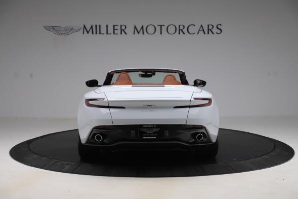 New 2020 Aston Martin DB11 Volante Convertible for sale $244,066 at Maserati of Westport in Westport CT 06880 7