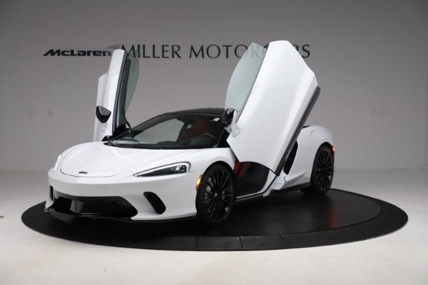 New 2020 McLaren GT Pioneer for sale Sold at Maserati of Westport in Westport CT 06880 10