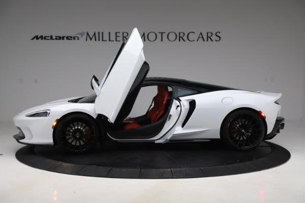 New 2020 McLaren GT Coupe for sale $257,242 at Maserati of Westport in Westport CT 06880 11