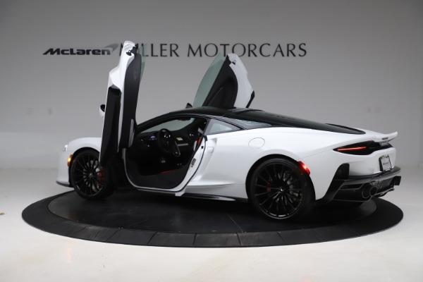 New 2020 McLaren GT Coupe for sale $257,242 at Maserati of Westport in Westport CT 06880 12