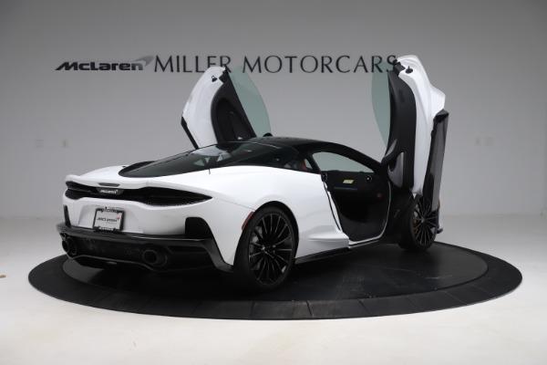 New 2020 McLaren GT Coupe for sale $257,242 at Maserati of Westport in Westport CT 06880 14