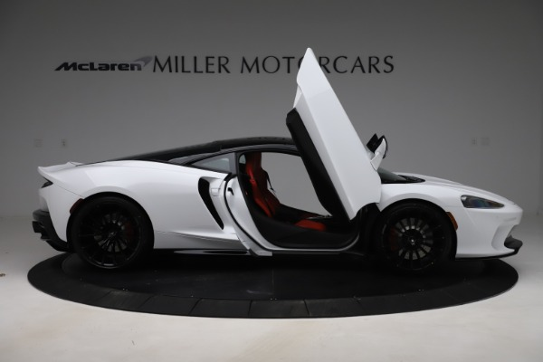 New 2020 McLaren GT Coupe for sale $257,242 at Maserati of Westport in Westport CT 06880 15