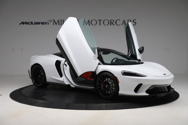 New 2020 McLaren GT Coupe for sale $257,242 at Maserati of Westport in Westport CT 06880 16