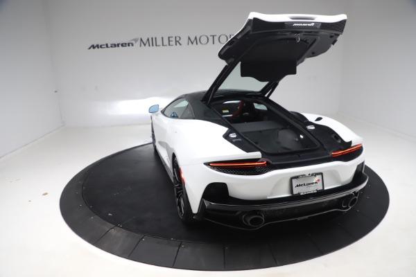 New 2020 McLaren GT Coupe for sale $257,242 at Maserati of Westport in Westport CT 06880 17