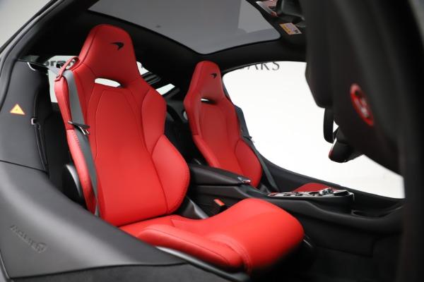 New 2020 McLaren GT Coupe for sale $257,242 at Maserati of Westport in Westport CT 06880 19