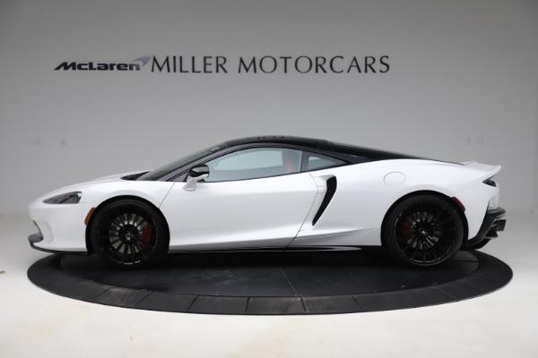 New 2020 McLaren GT Coupe for sale $257,242 at Maserati of Westport in Westport CT 06880 2