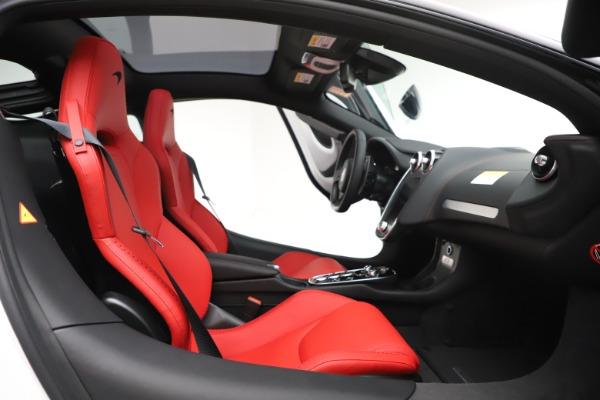 New 2020 McLaren GT Coupe for sale $257,242 at Maserati of Westport in Westport CT 06880 20
