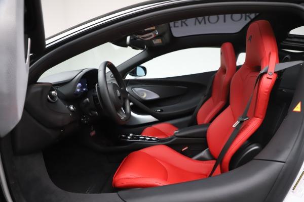 New 2020 McLaren GT Coupe for sale $257,242 at Maserati of Westport in Westport CT 06880 22