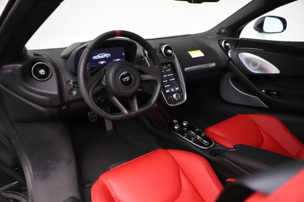 New 2020 McLaren GT Coupe for sale $257,242 at Maserati of Westport in Westport CT 06880 23