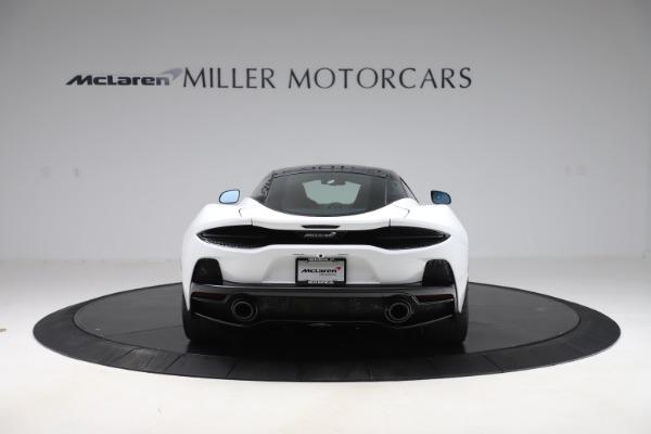 New 2020 McLaren GT Coupe for sale $257,242 at Maserati of Westport in Westport CT 06880 4