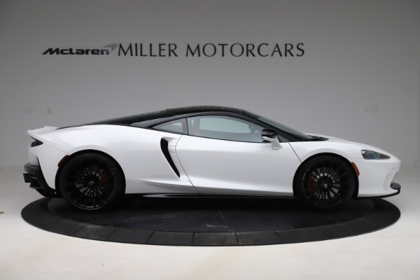 New 2020 McLaren GT Coupe for sale $257,242 at Maserati of Westport in Westport CT 06880 6