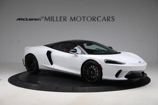New 2020 McLaren GT Coupe for sale $257,242 at Maserati of Westport in Westport CT 06880 7
