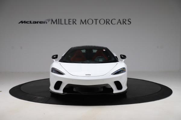 New 2020 McLaren GT Coupe for sale $257,242 at Maserati of Westport in Westport CT 06880 8