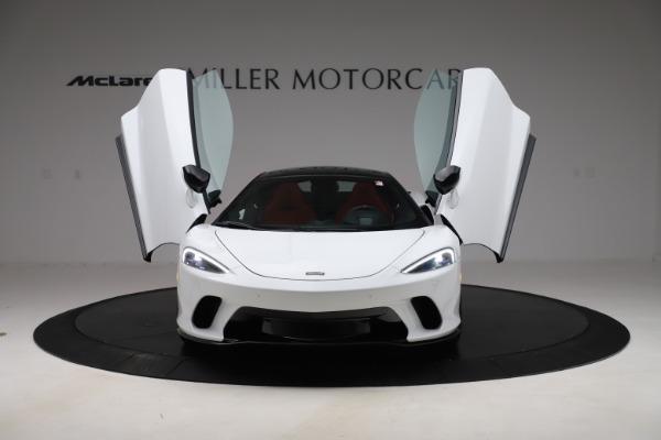 New 2020 McLaren GT Coupe for sale $257,242 at Maserati of Westport in Westport CT 06880 9