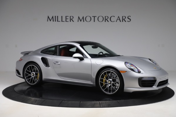 Used 2017 Porsche 911 Turbo S for sale $154,900 at Maserati of Westport in Westport CT 06880 10