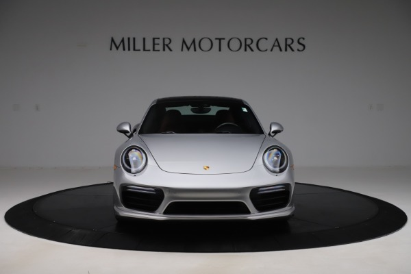 Used 2017 Porsche 911 Turbo S for sale $154,900 at Maserati of Westport in Westport CT 06880 12