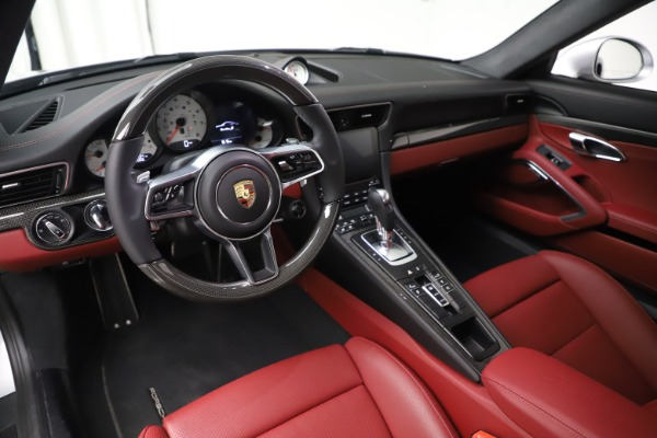 Used 2017 Porsche 911 Turbo S for sale $154,900 at Maserati of Westport in Westport CT 06880 13